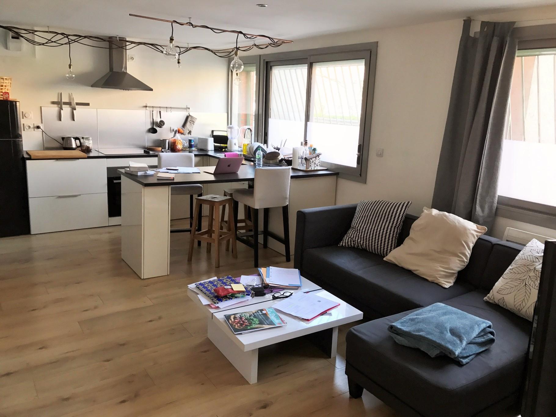 Toulouse matabiau chalets location appartement 2 pi ces - Appartement a louer meuble toulouse ...